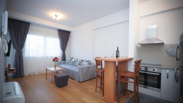 Budva - the first line, one bedroom apartment