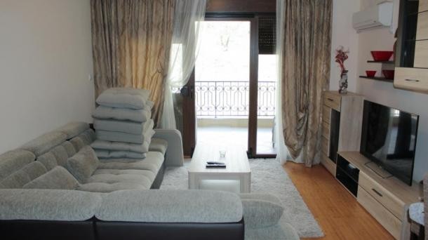 Budva - two bedroom apartment in the club house