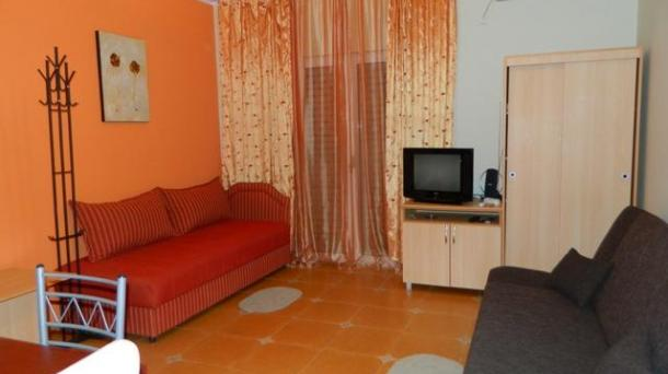 Budva - studio apartment with new furniture and appliances