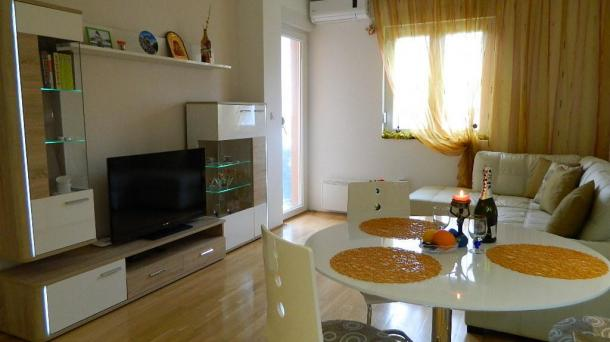 Budva - new two bedroom apartment in July and August