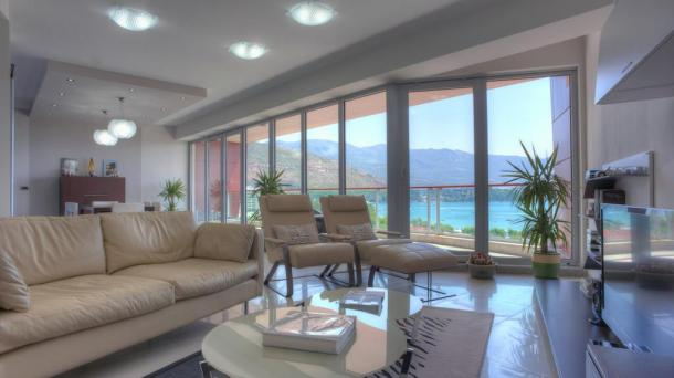 Apartments in the center of Budva