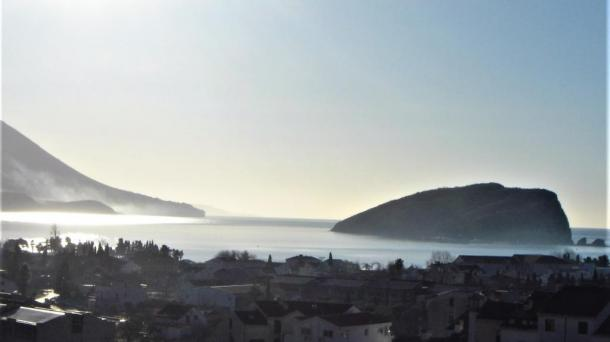 two-bedroom apartment Budva