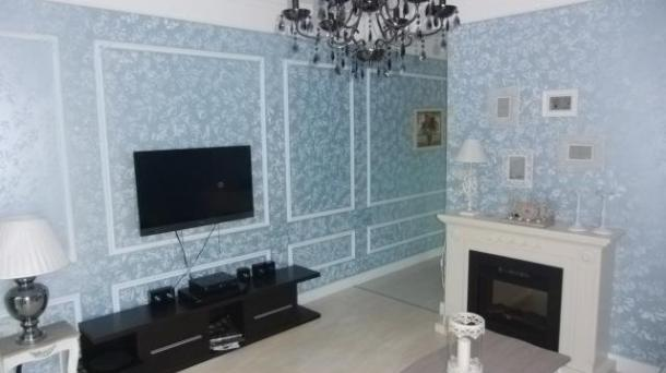 Two-bedroom apartment in Budva