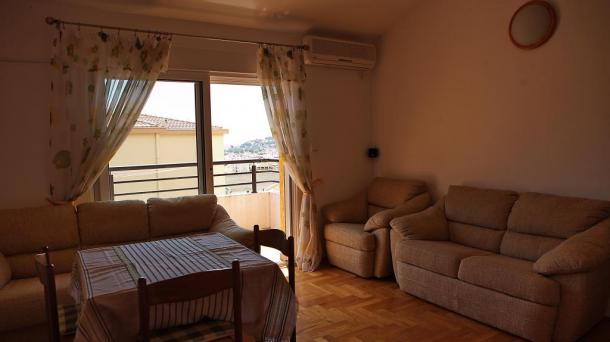 Apartment in Budva with one bedroom