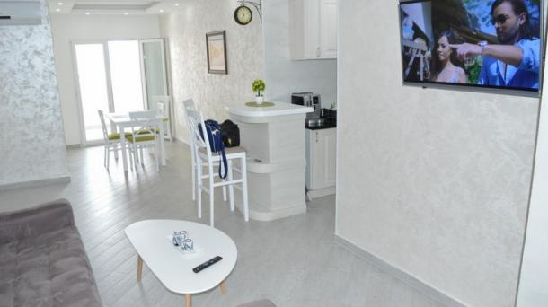 Apartment in Budva on Vidikovac